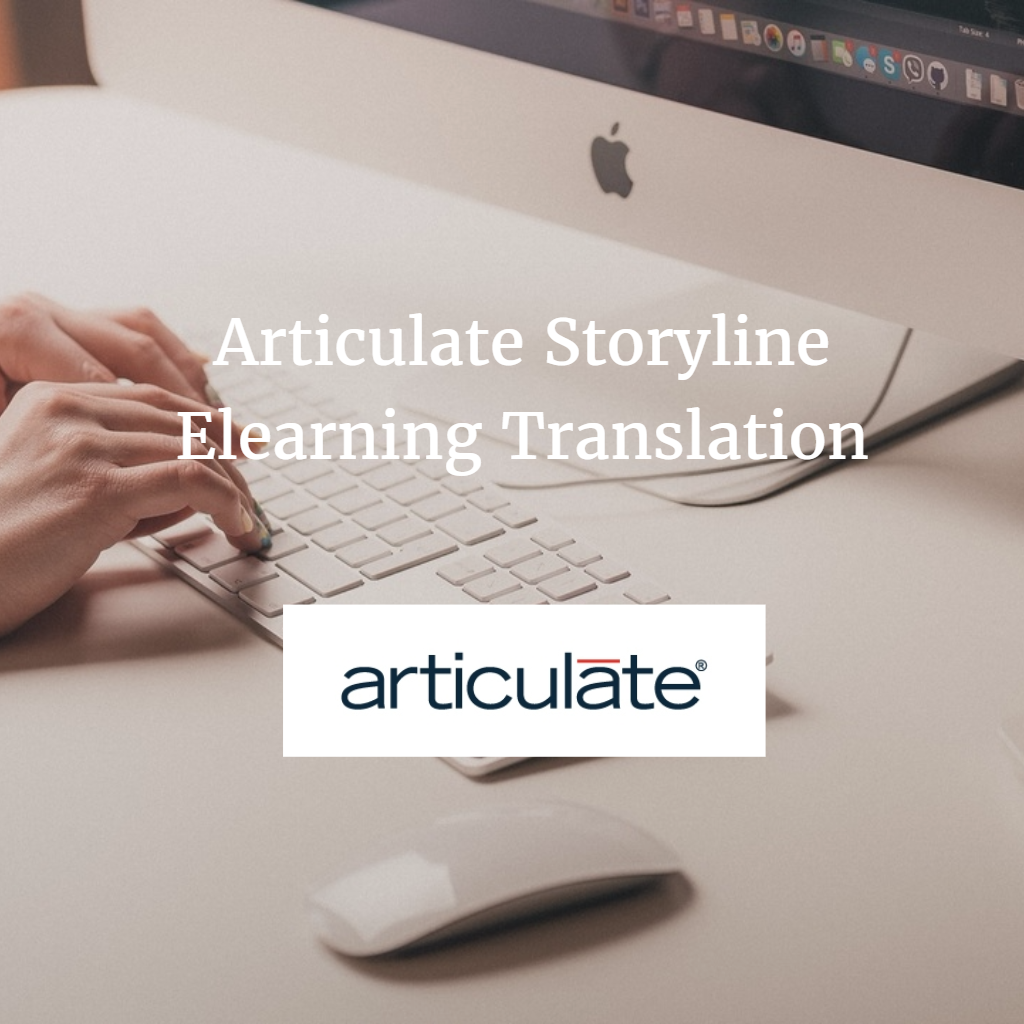 Articulate Storyline Translation