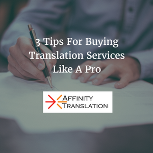 Buying Translation Like A Pro Tips