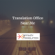 translation office near me