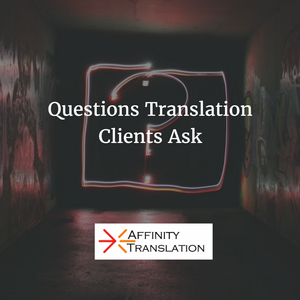translation questions