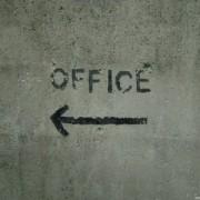 translation office sign