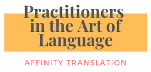 practitioners in the art of language