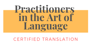 certified translation